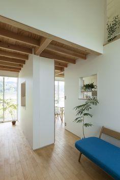 廊下の家|HouseNote(ハウスノート)