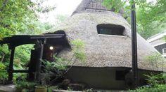 隠れキリシタンの里で縄文時代にタイムスリップできる縦穴式住居カフェの「まだま村」に行ってきました - GIGAZINE