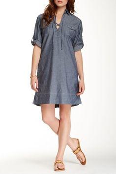 Wisp Chambray Dress
