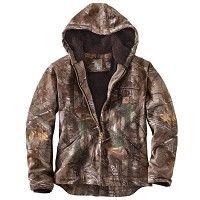 86bdf4a0e4d98 101229 Carhartt Camo Sierra Jacket Gander Mountain, Carhartt Jacket, Red  Wing Boots, Cold