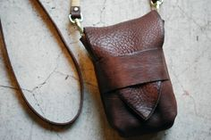 GR special case (Dark Brown) - [ROBERU] camera strap, camera case, leather items sell like the iPhone case, iPadmini case!