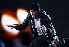 can't help but love Eminem...always makes me feel better