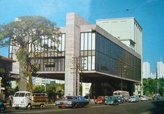 1970 - MASP - Colunas não Pintadas - Mercator - DCP