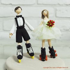 Hey, I found this really awesome Etsy listing at https://www.etsy.com/listing/112837874/playing-roller-blades-and-skates-couple