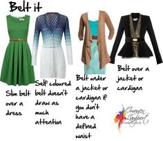 Belt it - FABruary Style Challenge | Inside Out Style