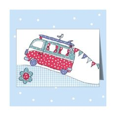 Camper Van by Dots & Spots