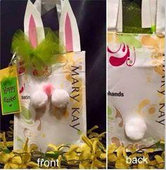Easter Idea - Mary Kay Satin Hands https://www.facebook.com/BirdieLipscombMaryKayBeautyConsultant/