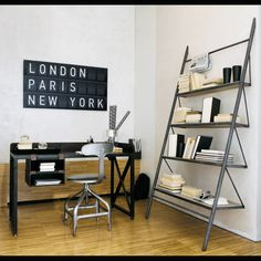 Canvas 'London - Paris - New York'