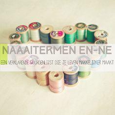 Er zijn genoeg dingen die je bezighouden als je net begint met naaien. Sommige van die uitdagingen hebben niets met techniek te maken, maar alles met het begrijpen van de instructies. Daarom: een l…