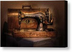 sewing machine- SINGER- Mike Savad