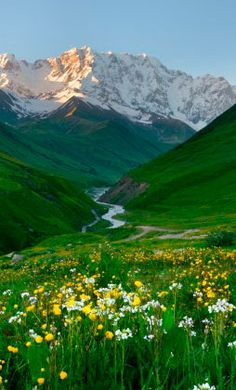 Svaneti, Georgia – as beautiful as it is remote. Discover more here: http://www.roughguides.com/article/svaneti-georgia