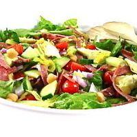Hearty and Skinny Antipasto Main Course Salad