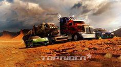 Transformers, transform to Disney Cars. LOL