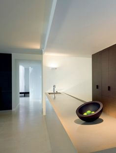 One East Melbourne  by Carr Design group John Pawson bowl