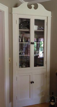 Built In Corner Cabinet