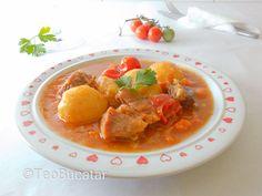 mancare de cartofi Thai Red Curry, Food And Drink, Ethnic Recipes