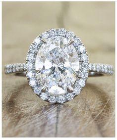 Dream engagement ring