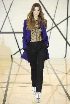 Lisa Perry RTW Fall 2014 - Slideshow - Runway, Fashion Week, Fashion Shows, Reviews and Fashion Images - WWD.com