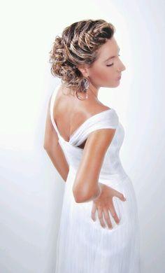 Colecció novies 2013 colección novias 2013 wedding collection 2013 updo braid hairligths trena trenza