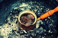 Mangalda Türk Kahvesi