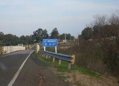Paso Ataques: Ruta Nacional No. 27, Km. 34, Departamento de Rivera.