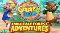 In Goldie and Bear Fairy Tale Forest Adventures, Goldie is a very sweet little girl and her good friend, Bear, the same, and the two of them are waiting for you to play together and they surely hope you will join them. So, visit the Fairy Tale Forest with the girl Goldie and Bear, her best friend. There they will hear tales never told and help real magical beings.