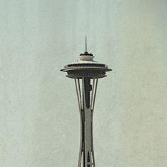 another idea for art - Seattle Art Print
