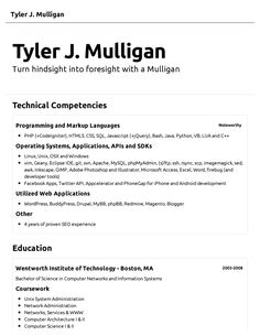 simple resume example for jobs httptopresumeinfosimple - Simple Resume Templates Free