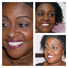 Kika Makeup #kikamakeup #maquiagempelenegra #batompelenegra #batomparanegras #necessairedakika