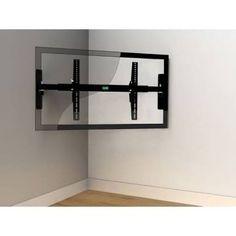 corner wall mounted tv unit - Google Search