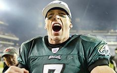 Philadelphia Eagles QB Jeff Garcia