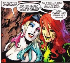 Comic writers are just loving these two canon. ^w^