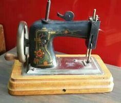 Máquina de costura toy Procedência Alemanha