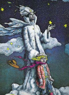 画像 : 可愛くてキレイなロシア絵本の世界【7人の画家】 - NAVER まとめ