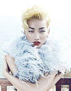 Xiao Meng Huang for Numero China