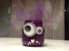 Evil minion favor jar