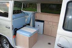 camper van interiors ideas - Google Search