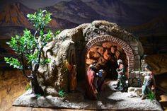 NEW CUEVA 01 Wordpress, Nature, Travel, Cabin Design, Nativity, Caves, Nativity Sets, Birth, Naturaleza