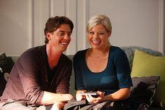 Christian Borle and Megan Hilty | #Smash