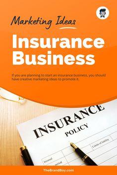 Insurance Marketing, Insurance Broker, Best Insurance, Insurance Business, Life Insurance, Marketing Articles, Business Articles, Marketing Ideas, Business Marketing