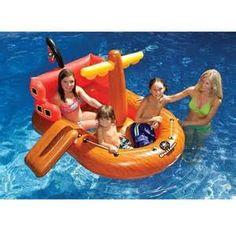 Galleon Raider Pirate Ship Pool Float | PC Pools