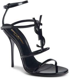 5d51da84ad1 Saint Laurent Cassandra YSL Strappy Sandal (Women)