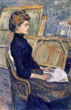Helène Vary, Henri de Toulouse-Lautrec