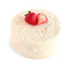 Introducing Rosey, our newest addition to miCakes collection. It is inspired by Raffaello truffles and tastes absolutely divine! #raffaello #coconut #whitechocolate  #cake #christmas
