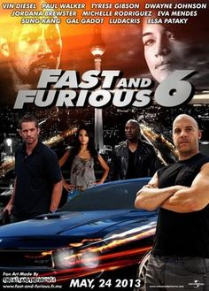 Fast and Furious 6 (2013) Full Movies Watch Online Free HD Film All Information; Fast and Furious 6 2013 Hindi action Movie Directed Justin Lin and Produced NealH.Moritz,Vin Diesel,Clayton Townsend.Sotry Chris Morgan and best Flim actors and actresses in Vin Diesel,Paul Walker,Dwayne Johnson,Michelle Rodriguez,Jordana Brewster,Tyrese Gibson,Chris Bridges,Sung Kang,Luke Evans,Gina Carano,John Ortiz.The Music by Lucas Vidal.Distributed…