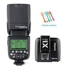 Godox Thinklite TT685S TTL High Speed 1/8000s GN60 Camera... https://www.amazon.com/dp/B01DVQDBKA/ref=cm_sw_r_pi_dp_x_-dtfAbEN62ZKA