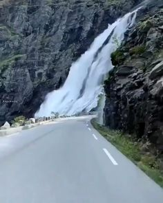 Beautiful Places To Travel, Cool Places To Visit, Romantic Travel, Beautiful World, Beautiful Things, Most Beautiful, Beautiful Waterfalls, Beautiful Landscapes, Norway Travel