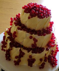 red currant wedding