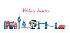 London Wedding Invitations (£2 each)