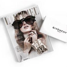FOR STYLE INSPIRATION    Givenchy & L'Officiel    NOVELA BRIDE...where the modern romantics play & plan the most stylish weddings... www.novelabride.com @novelabride #jointheclique